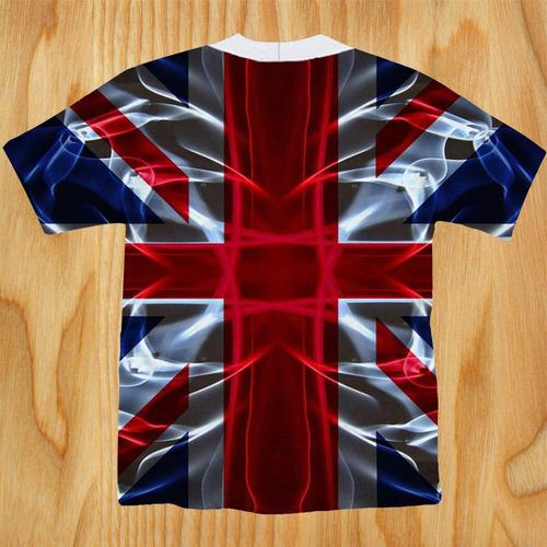 camiseta reino unido 6 - grã bretanha - inglaterra - uk