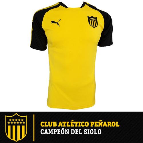 camiseta remera puma peñarol entrenamiento 2017 oficial