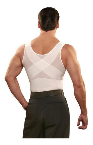 camiseta remodeladora tallas especiales 44 a 48  2 x 1