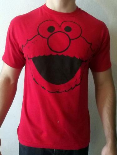 camiseta retro anos 70 vila sesamo enio muppets importada  m