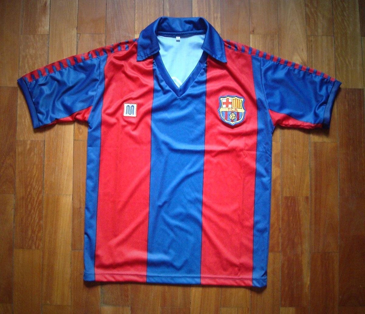 deccc9a1d camiseta retro barça 1982 barcelona diego maradona 82. Cargando zoom.
