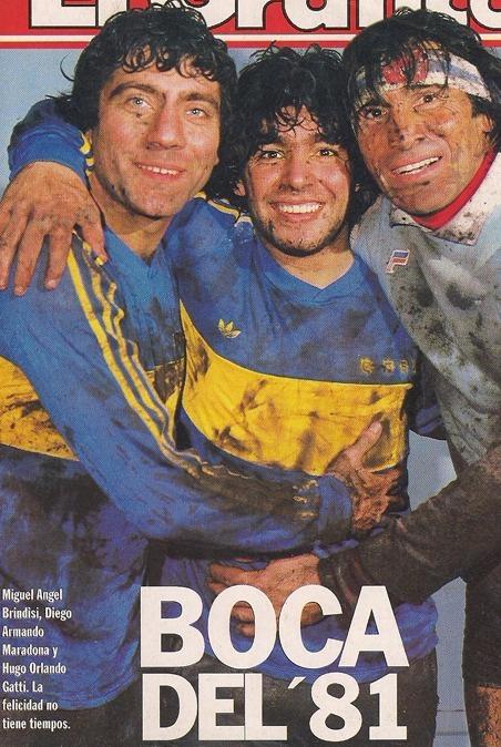 c95714524caa9 Camiseta Retro Boca Juniors 1981  10 Maradona. Nro Cosido! -   1.050 ...