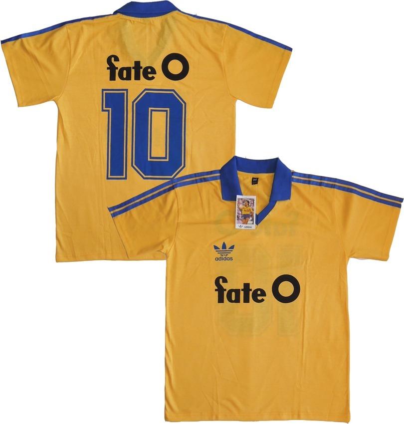 a307c7a43d2b4 Características. Marca retro corner  Equipo Boca  Tipo de camiseta suplente  ...