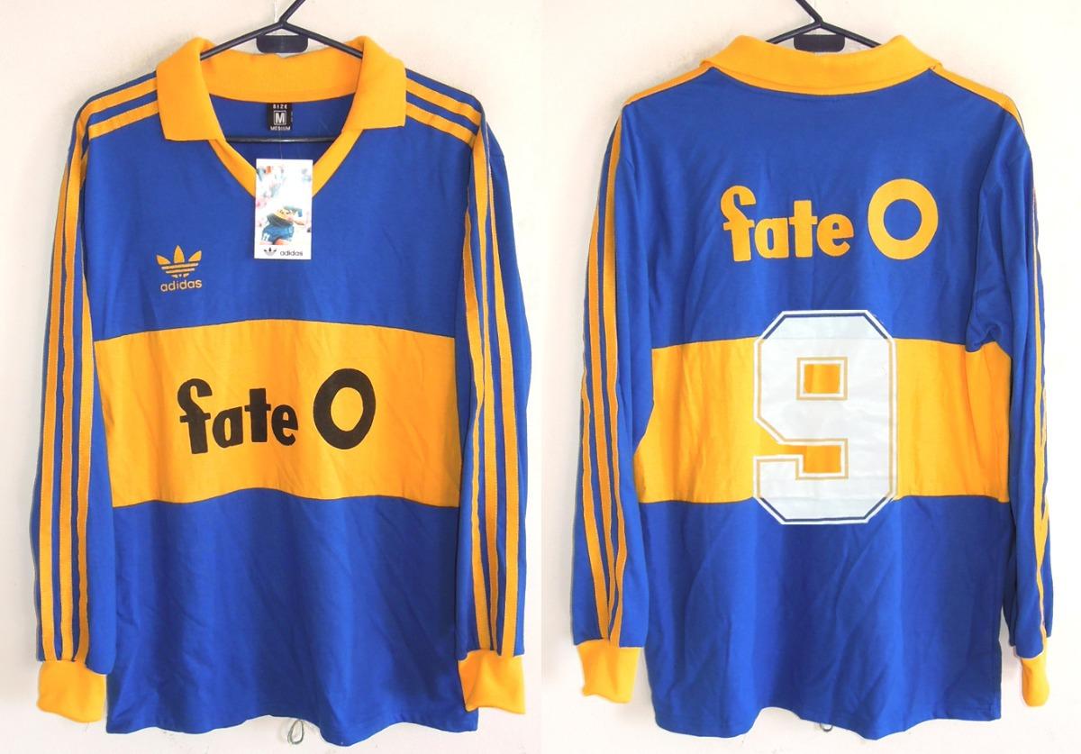 Camiseta Retro Boca Juniors 1986 99  9 Latorre  fate O  -   999 94f270be63e0e