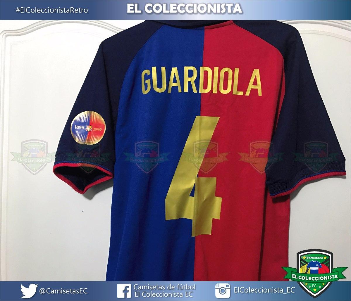 d39432714530d camiseta retro fc barcelona centenario guardiola bajo pedido. Cargando zoom.