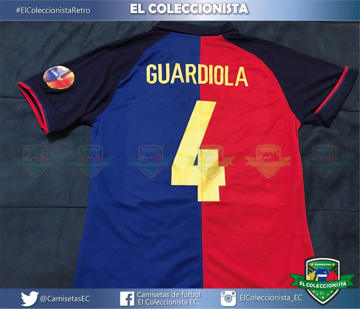 camiseta retro fc barcelona centenario guardiola bajo pedido. Cargando zoom. 141888e4754dc