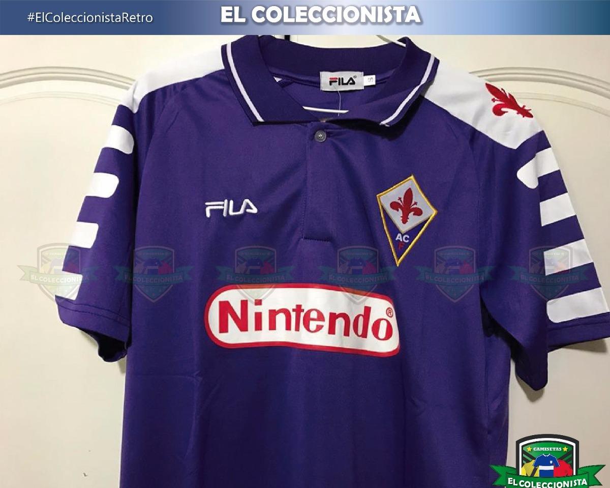 Camiseta Fiorentina venta