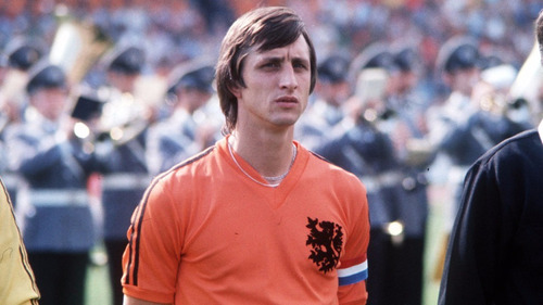 camiseta retro holanda 1974 cruyff la naranja mecanica