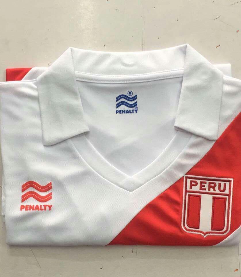 1bee0865fb1 Camiseta Retro Penalty Del Mundial España 82 Talla L - S/ 80,00 en ...