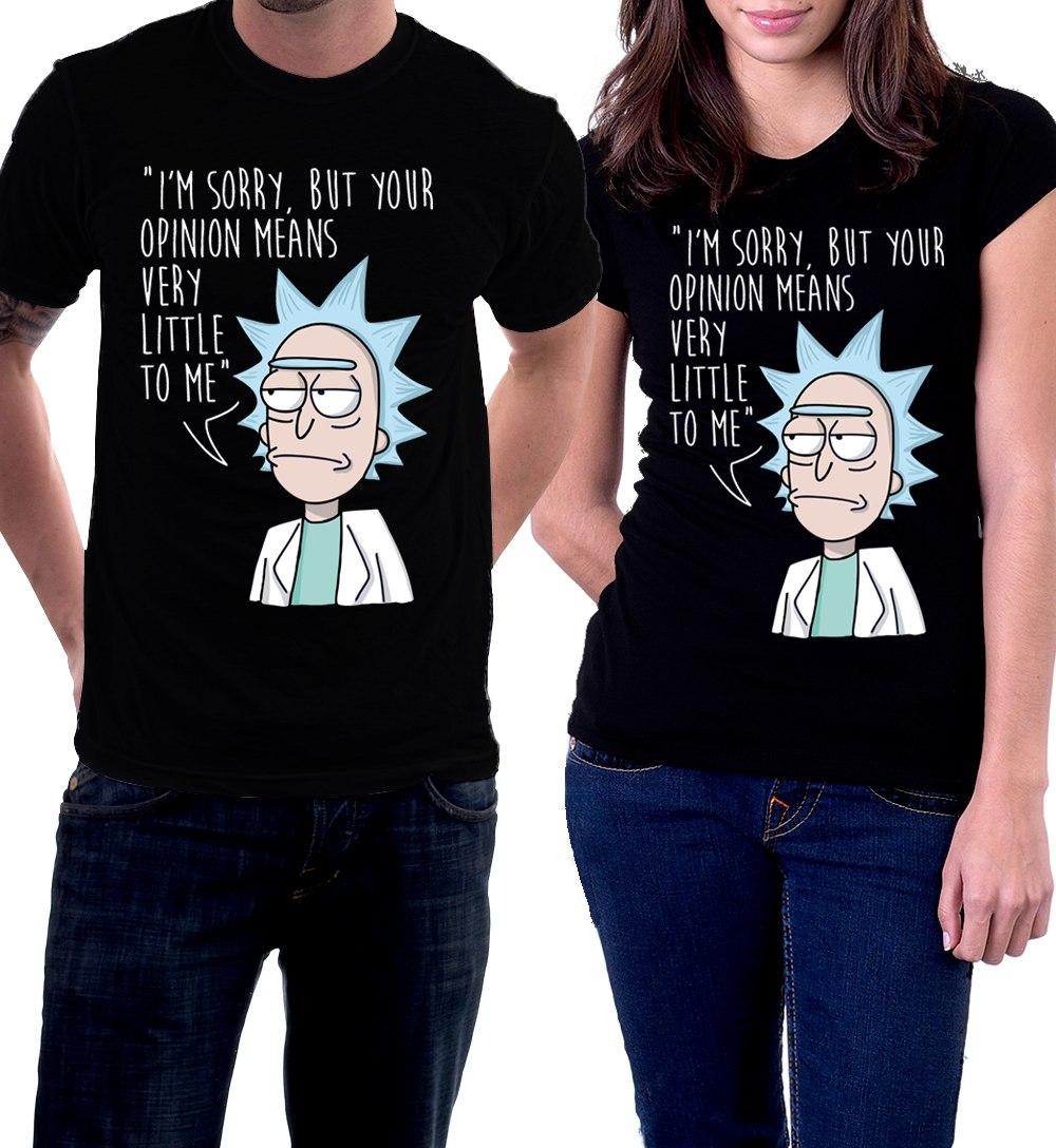 681e874e0b Camiseta Rick And Morty Beth Jerry Summer Séries Desenhos - R  67
