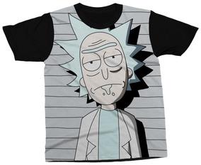 17b1063cc6 Rick And Morty Blusas - Camisetas com o Melhores Preços no Mercado Livre  Brasil