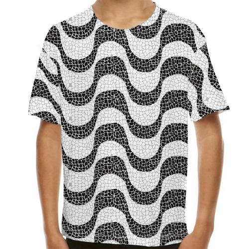 camiseta rio de janeiro copacabana infantil