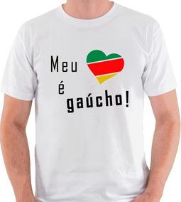 092f5fbcd Camisa Gaucho Passo Fundo - Calçados, Roupas e Bolsas no Mercado ...
