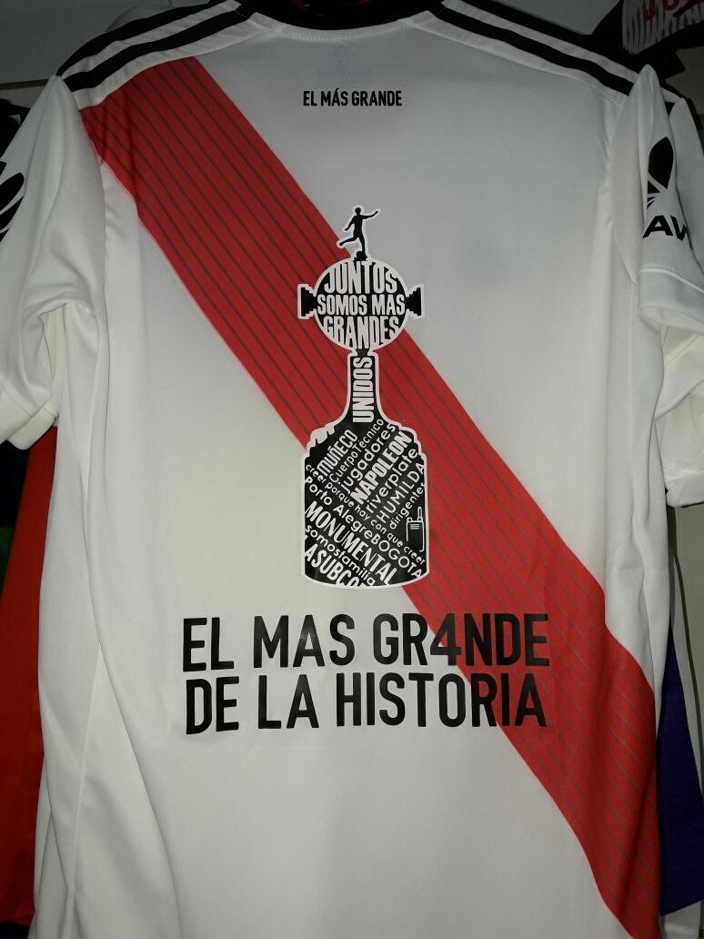 camiseta river campeón copa libertadores !!! Cargando zoom. b57cff1e197