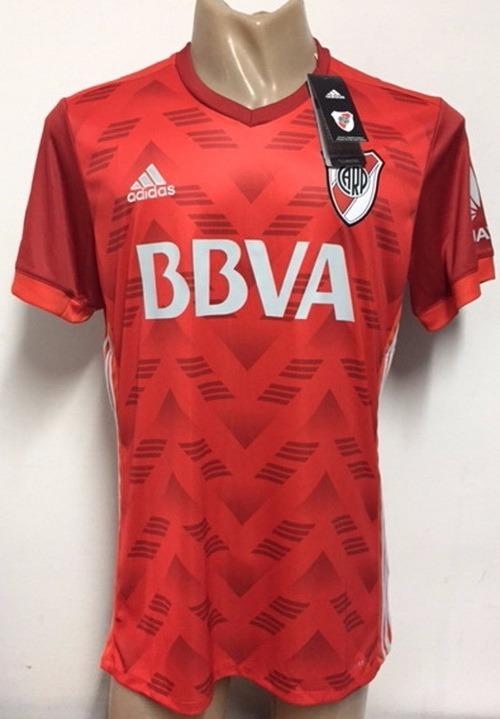 724f5f72454db Camiseta De River Plate Alternativa 2018 Ponzio Para Niños -   1.999 ...