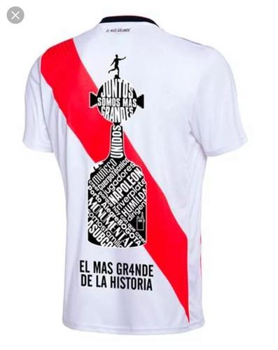 camiseta river plate 2018 2019 campeon libertadores