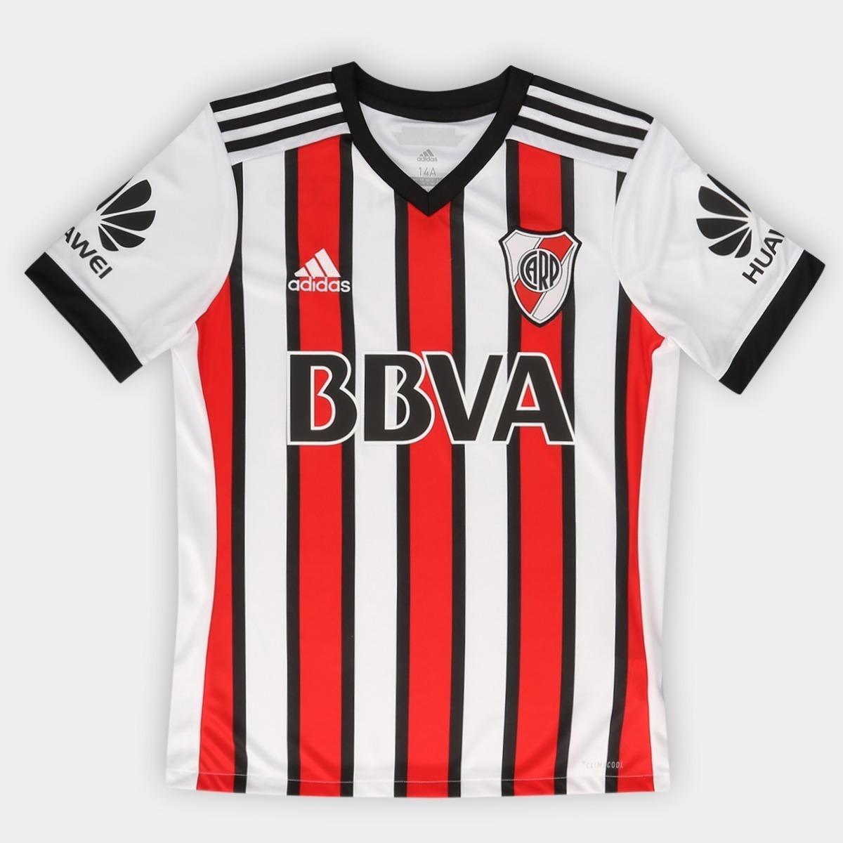 Camisa tricolor do River Plate CAMISAS t Esporte 37ab24b238458