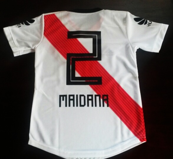e8c8d4bb5 camiseta river plate 2019 niño alterna personalizada numero · camiseta  river niño. Cargando zoom.
