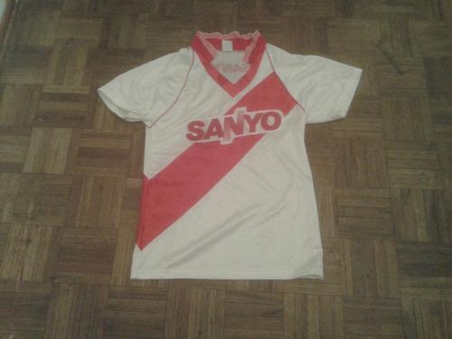 camiseta river plate argentina años 90