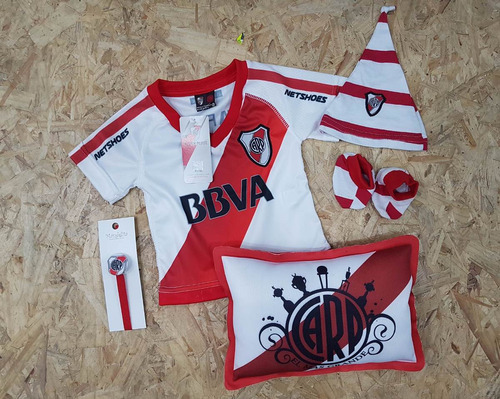 camiseta river plate bebe oficial