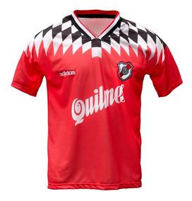 100% autentico como encontrar auténtica venta caliente Camiseta River Plate Retro 1996 Alternativa Quilmes 96