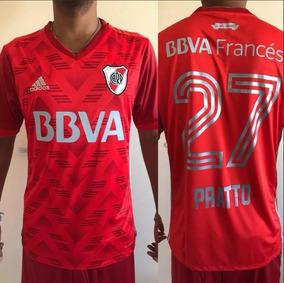 d41749b8c Camiseta Adidas River Plate Pratto - Camisetas de Adultos Rojo en ...