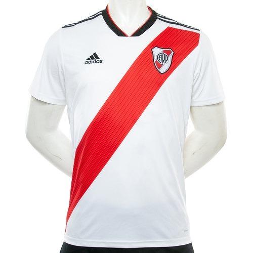 Camiseta River Plate Titular Original 2018 2019 Futbol -   1.999 89d2096598c4d