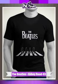 ecf8d3bea Camiseta Beatles Mujer en Mercado Libre Colombia