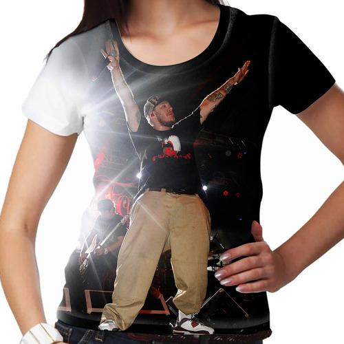 camiseta rock nacional chorão lightness feminina