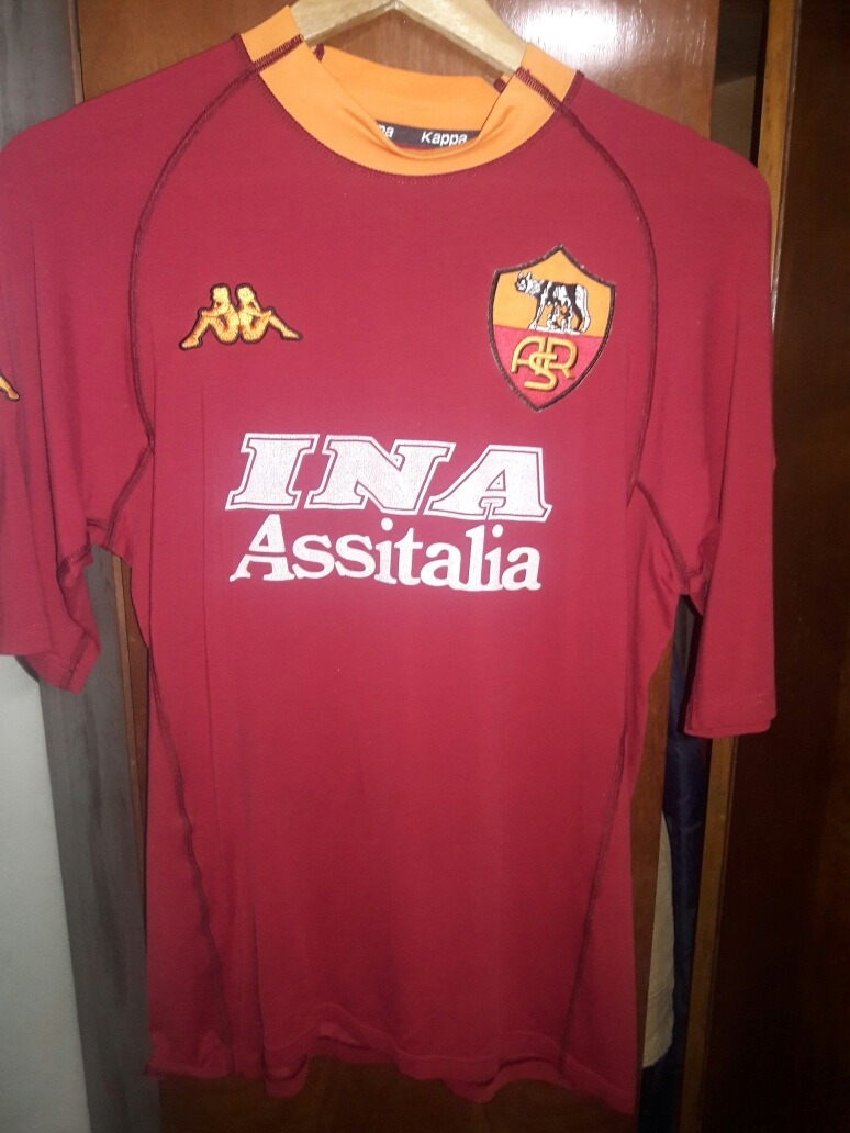 8eef310b51122 camiseta roma batistuta. Cargando zoom.