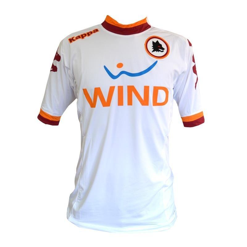 0ea1fa3a1e4ed Camiseta Kappa Oficial Alternativa Roma Italia Futbol Envios -   650 ...