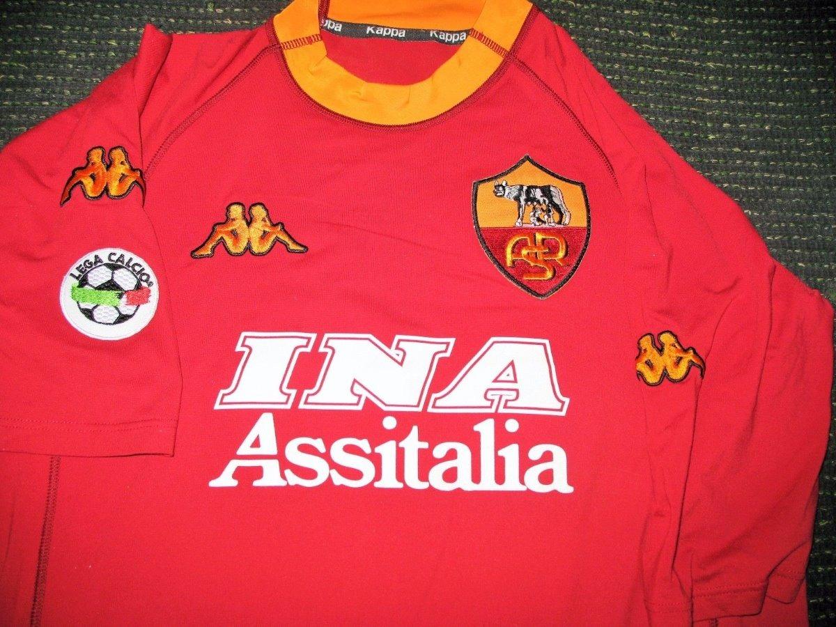 comprar camiseta ROMA chica 69af5d44fb110