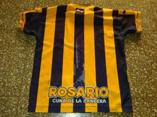 camiseta rosario central 2000