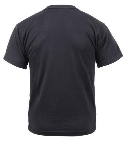 camiseta rothco estampada black ink marines first to fight