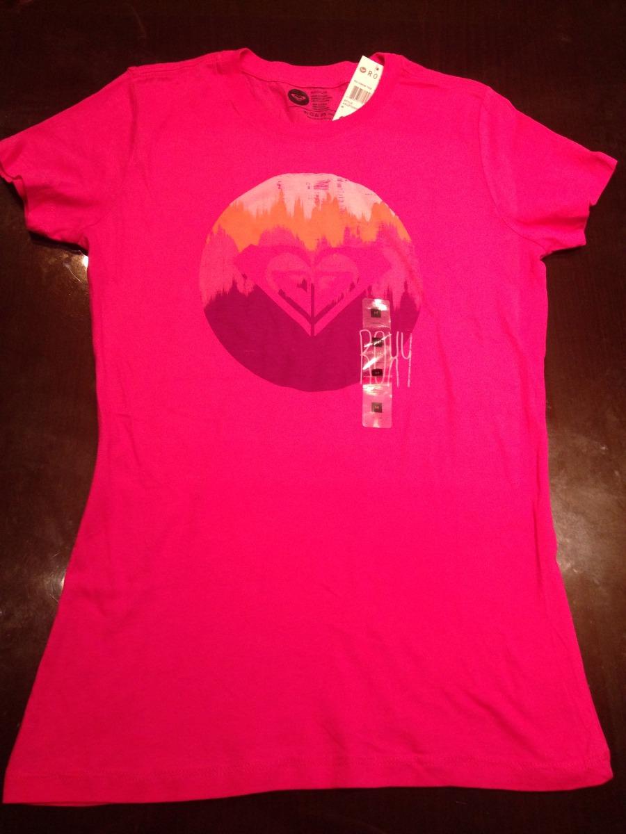 Talla 26 Mujer De Camiseta Fucsia Quicksilver s Color U Roxy M vq1wvPpY