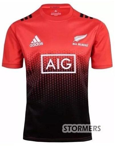 ad0dcdd12 Camiseta Rugby All Blacks Performance Entrenamiento (adidas ...