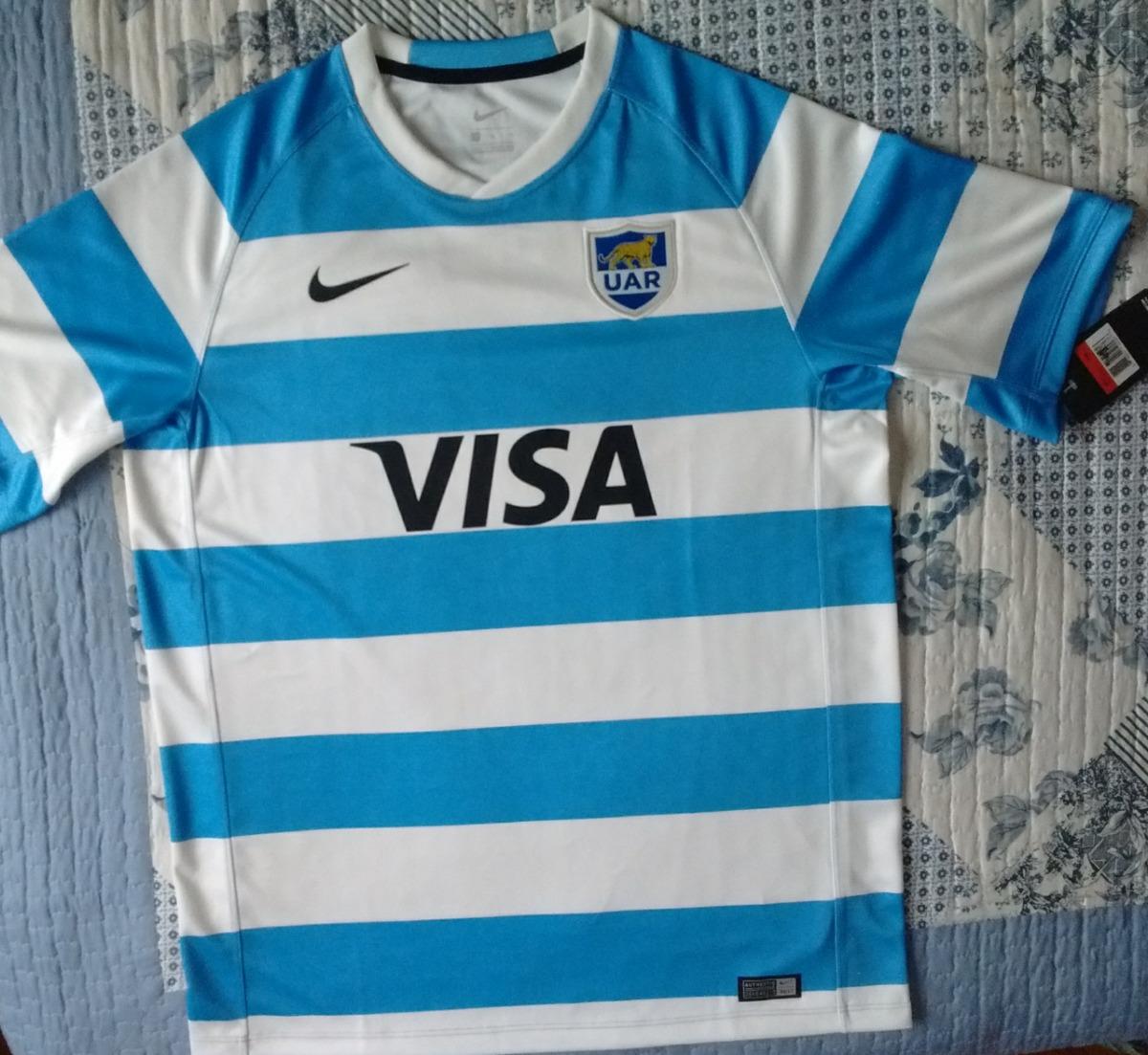 687189a20b camiseta rugby pumas nike 2018 argentina. Cargando zoom.