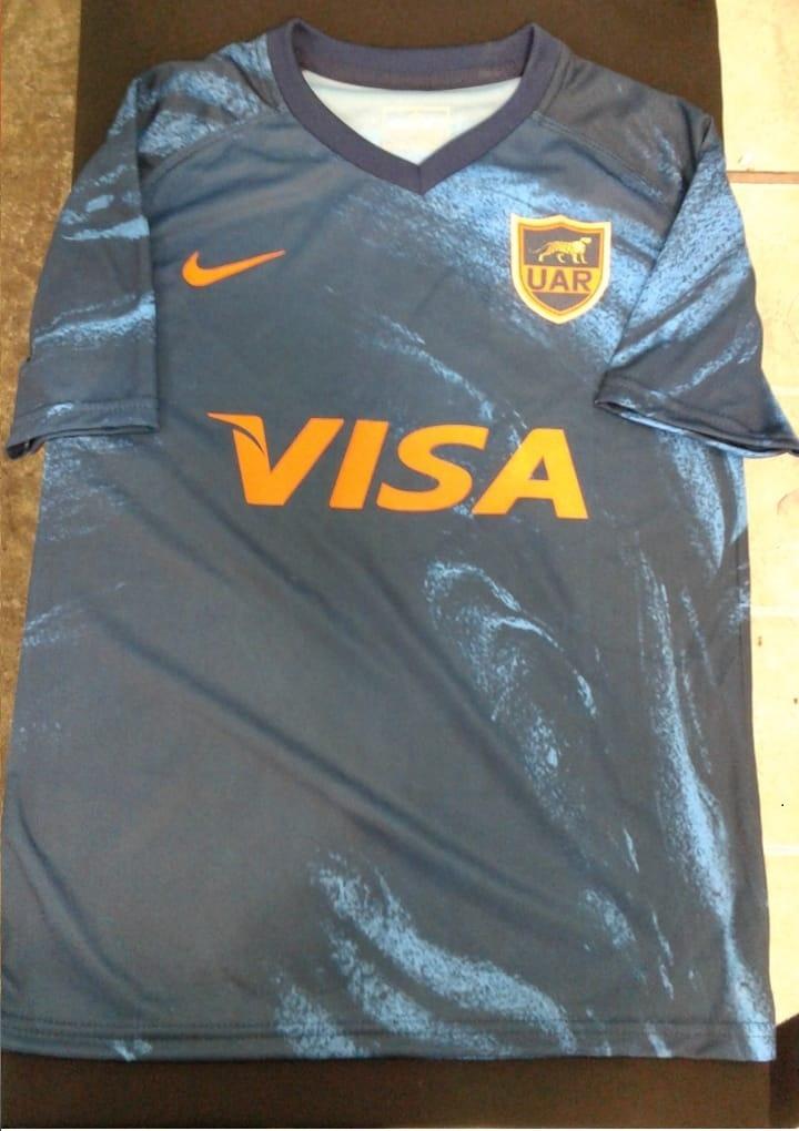 6f93321511 Camiseta Alternativa Rugby Pumas Selección Argentina Adultos -   949 ...