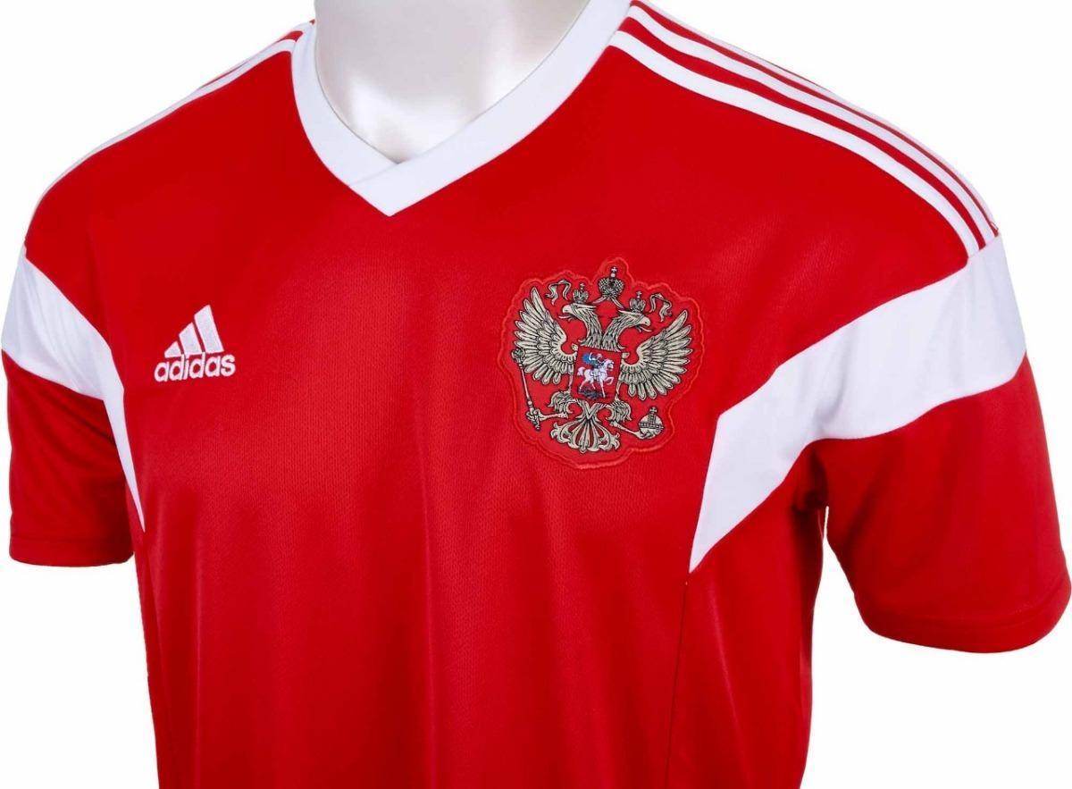 67a10b9cbe725 camiseta rusia 2018 original 6 cheryshev mundial. Cargando zoom.