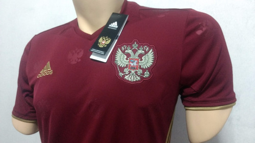 camiseta rusia europa 2016 talla m