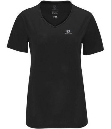 camiseta salomon - moto tech f - feminina