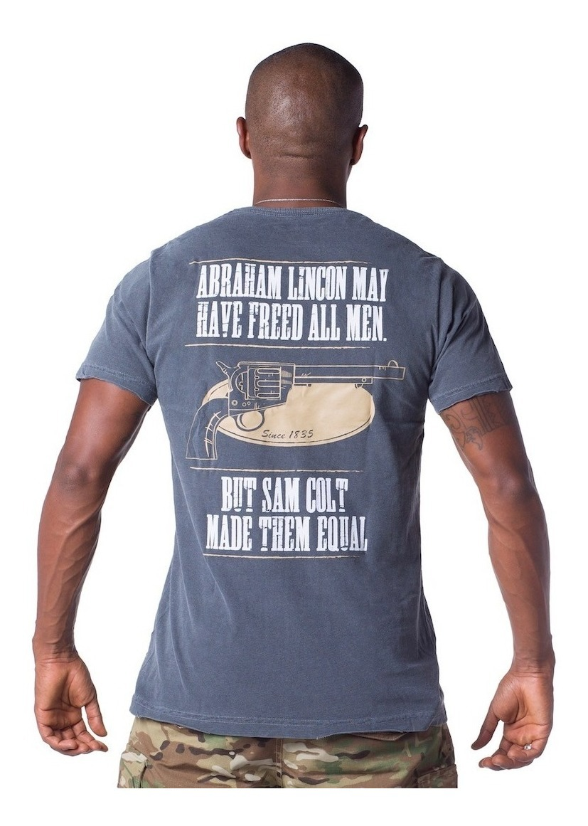 Camiseta Samuel Colt Bad Boy Tactical