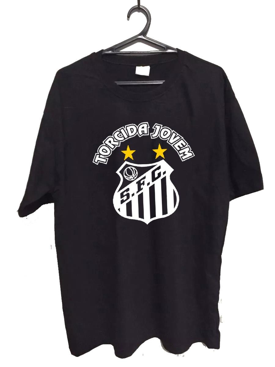 876272cfc3 camiseta santos f.c torcida jovem time futebol camisa boa. Carregando zoom.