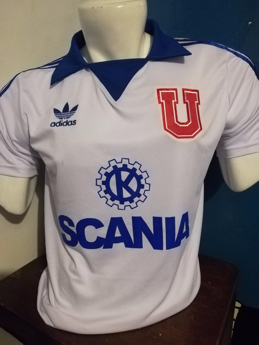 Camiseta Scania Retro U De Chile Adulto Nueva !!! -   18.990 en ... 50327df09cacb