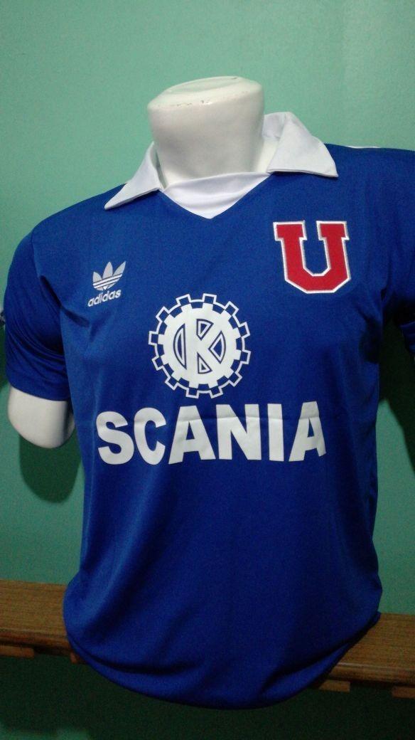 Camiseta Scania U De Chile Nueva !! -   19.990 en Mercado Libre 170f5d2c3767b