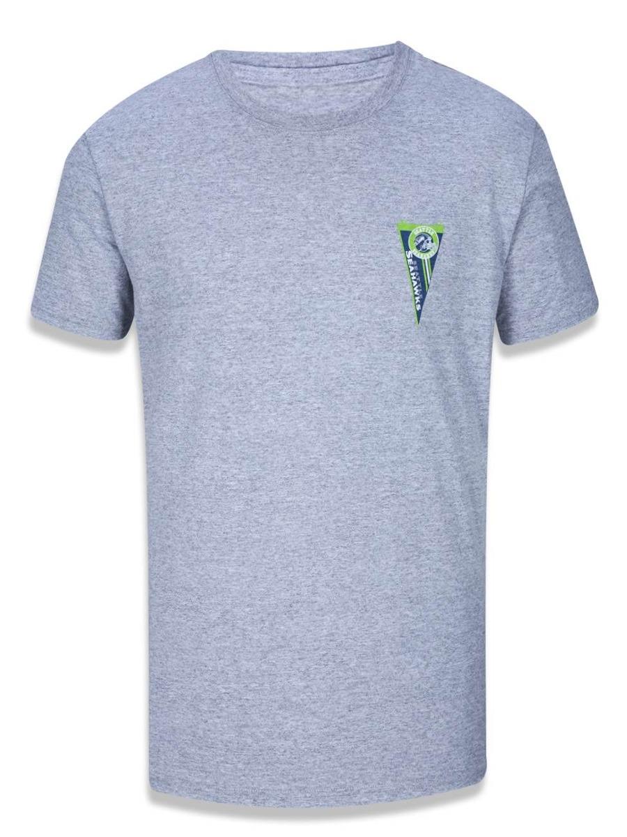 d4b146832 camiseta seattle seahawks nfl new era 40329. Carregando zoom.