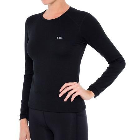 cbe76d9e22 Camiseta Segunda Pele Térmica X-thermo® Ds Feminina Solo - R  99