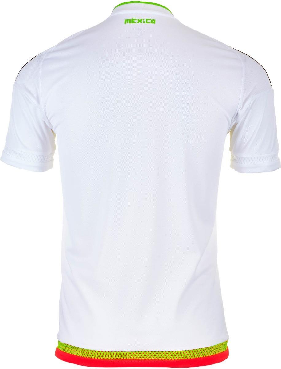 8d8ac33fe558b Cargando zoom... sel méxico camiseta. Cargando zoom... camiseta adidas sel  de méxico modelo alternativo 2015 16