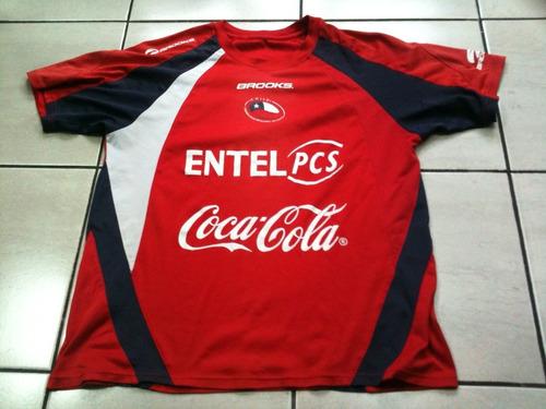 camiseta seleccio chilena entrenamiento talla m