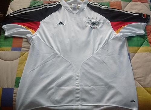 camiseta selección alemana de fútbol 2004/2005